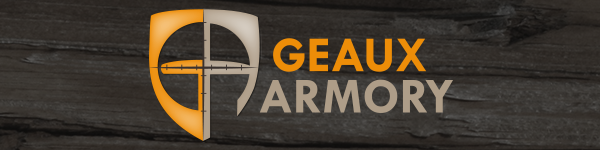 Geaux Armory Homepage